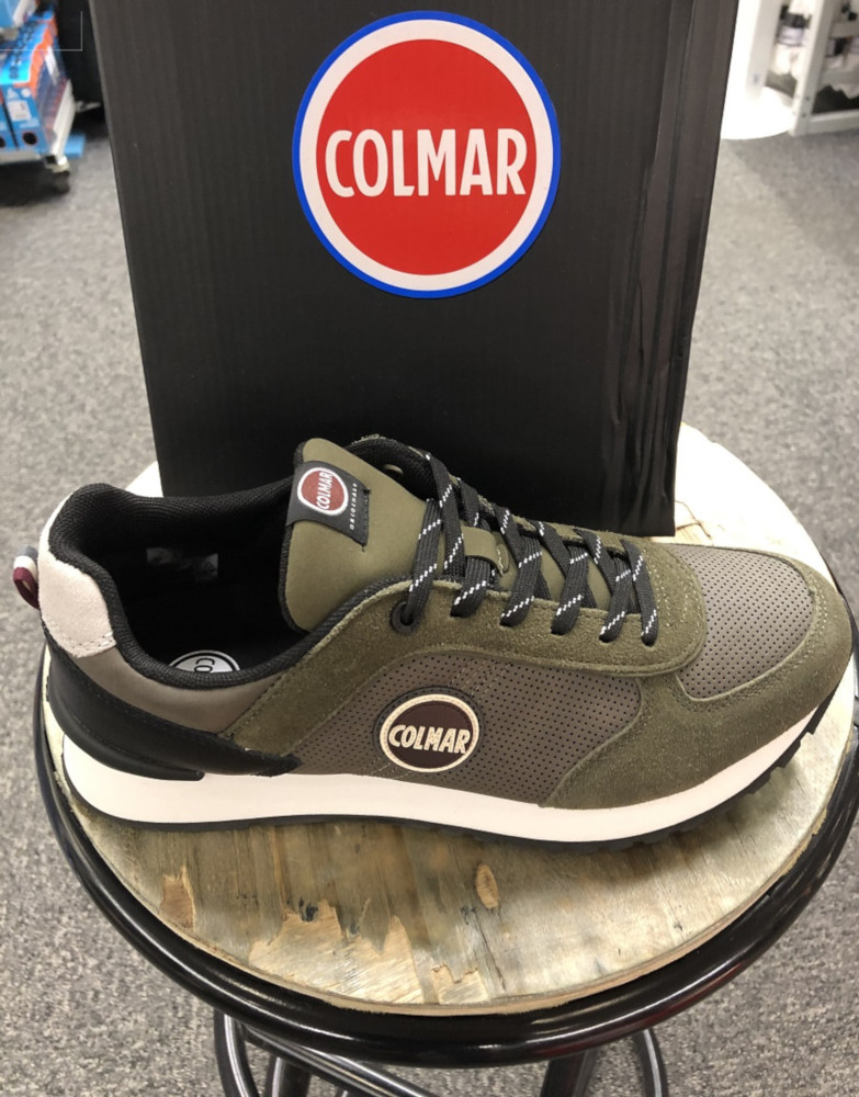 Retro running Colmar TRAVIS DRILL