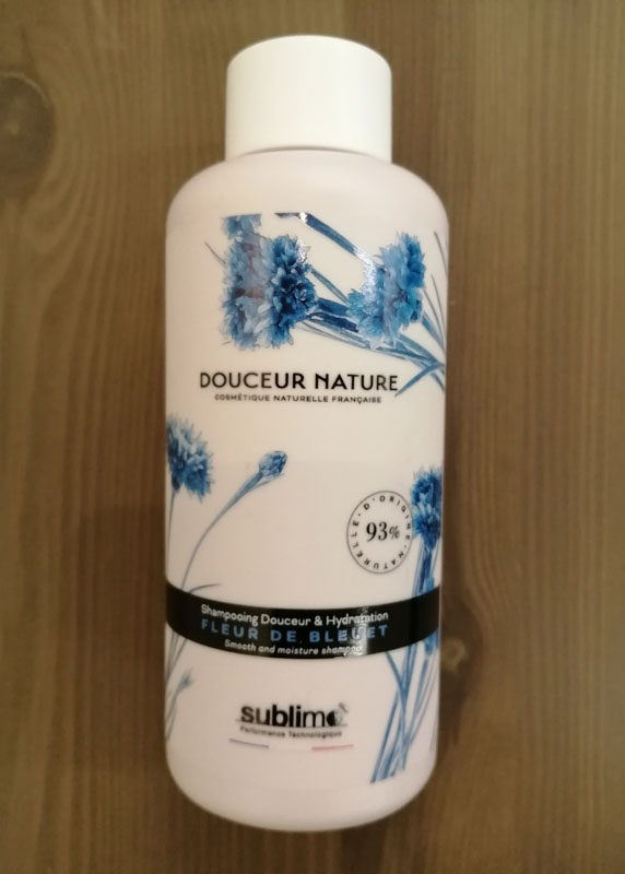 Douceur Nature shampoing cheveux normaux