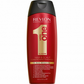 SHAMPOOING CONDITIONNEUR UNIQ ONE 300ML