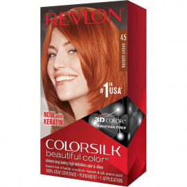 COLORATION COLORSILK SS AMMONIAQUE AUBURN