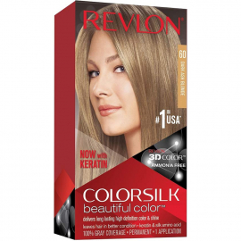 COLORATION COLORSILK SS AMMONIAQUE BLOND CENDRE