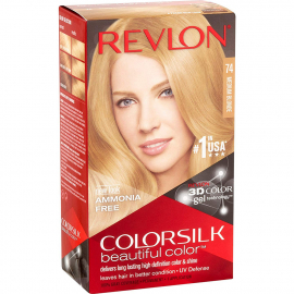 COLORATION COLORSILK SS AMMONIAQUE BLOND MOYEN
