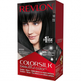 COLORATION COLORSILK SS AMMONIAQUE NOIR 10