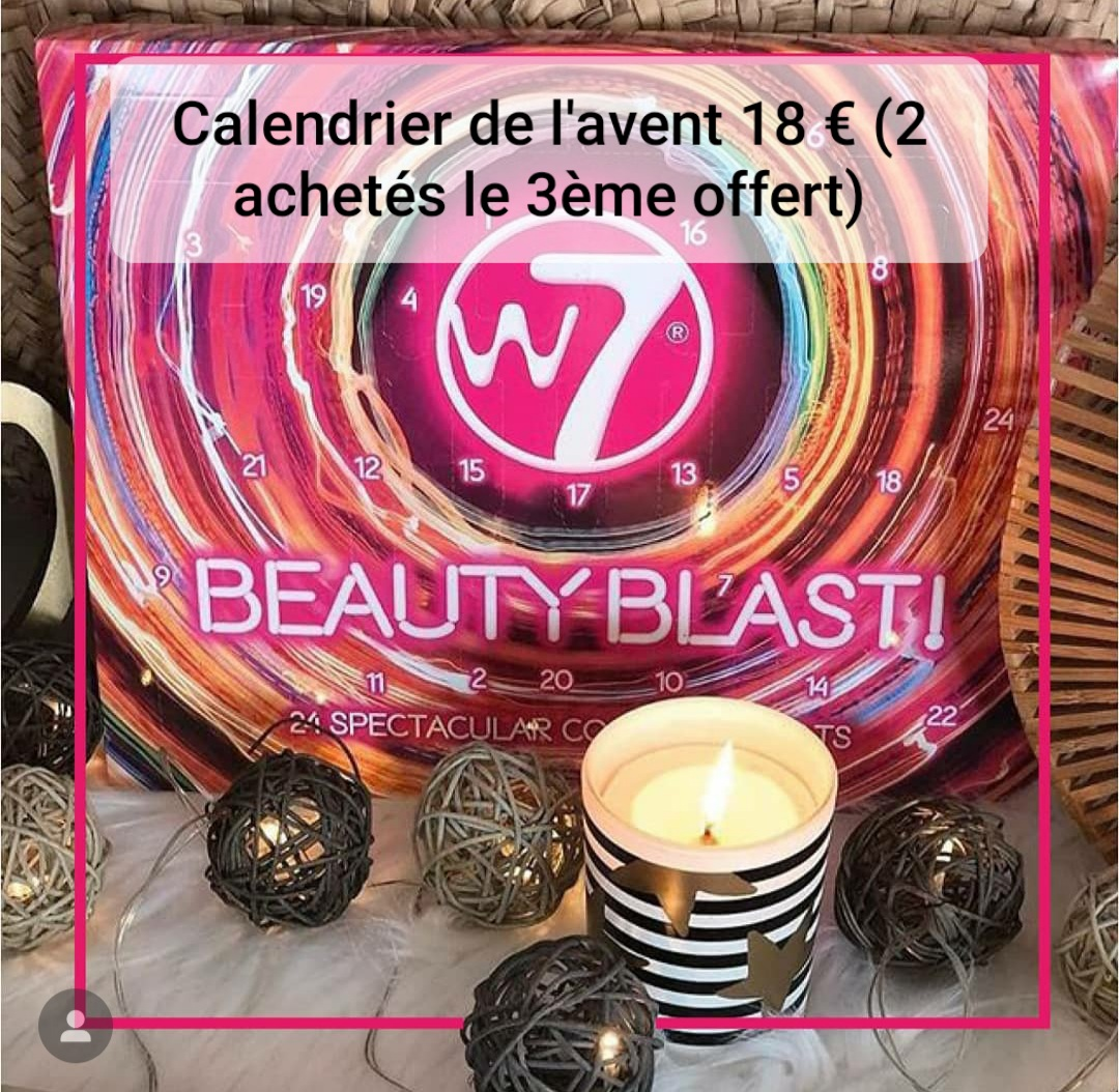 CALENDRIER AVENT BEAUTY BLAST