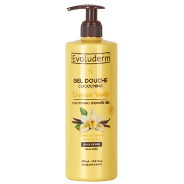 GEL DOUCHE EXQUISE VANILLE 500ML