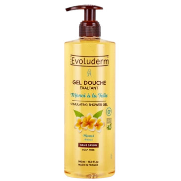 GEL DOUCHE MONOI A LA FOLIE 500ML