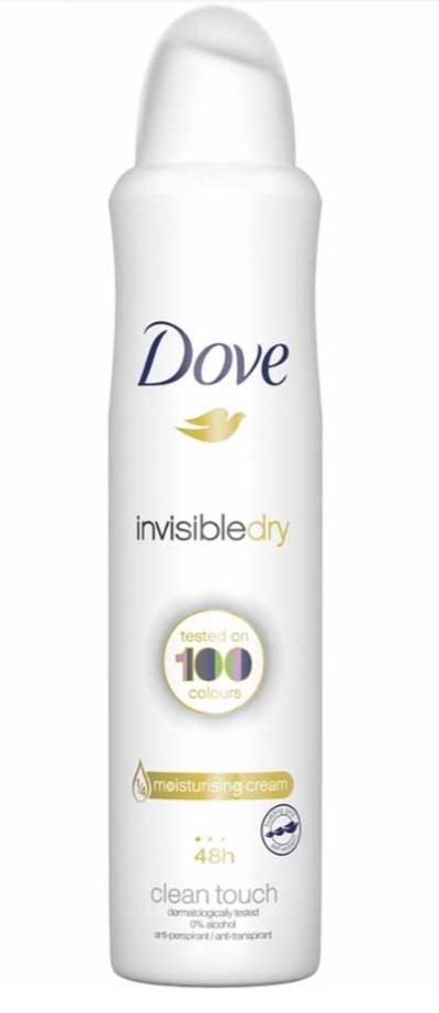 DEO SPRAY INVISIBLE DRY 48H 250ML