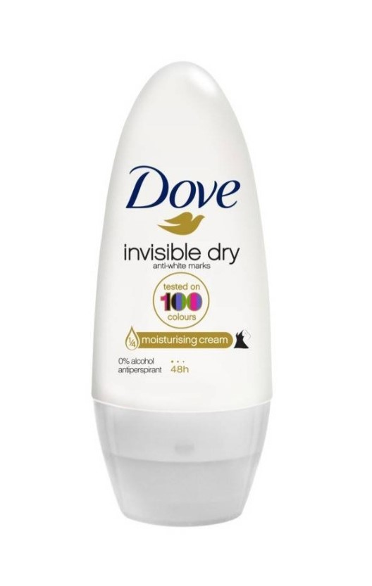 DEO BILLE INVISIBLE DRY 50 ML
