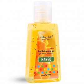 GEL MAINS ANTI-BACTERIEN MANGO 30ML