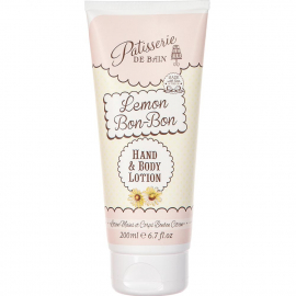 LOTION MAIN CORPS CITRON 200ML