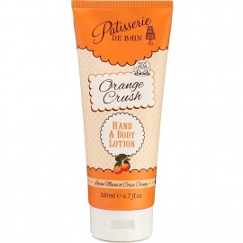 LOTION MAIN CORPS ORANGE 200ML