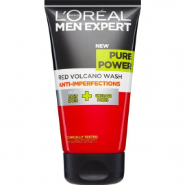 NETTOYANT PURE POWER RED VOL MEN EXPERT
