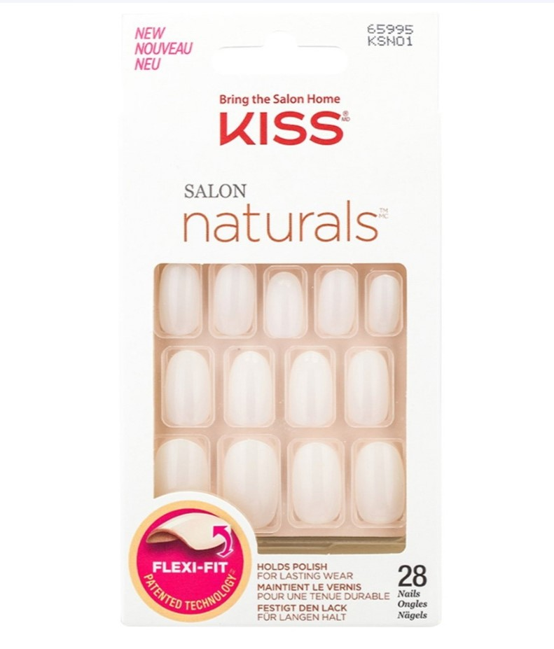FAUX ONGLES NATURALS N01