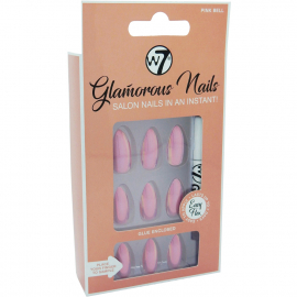 FX ONGLES GLAMOROUS PINK BELL