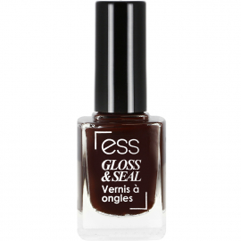 VERNIS A ONGLES ESS 0678 ROUGE NOIR