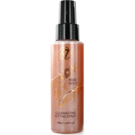 SPRAY FIXATEUR READY SET GLOW ROSE GOLD 100ML