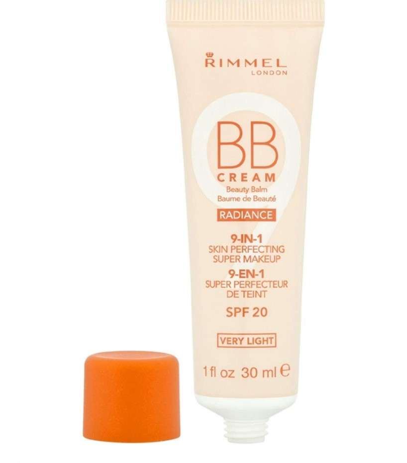 BB CREME RADIANCE SPF20 9 EN1 VERY LIGHT