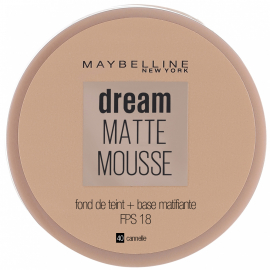 FOND DE TEINT DREAM MAT MOUSSE