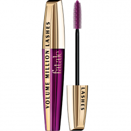MASCARA VOLUM MILLION LASHES FATALE NOIR