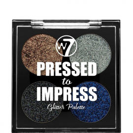 PALETTE 4 FARD A PAUPIERES PRESSED TO IMPRESS ICON