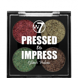 PALETTE 4 FARD A PAUPIERES PRESSED TO IMPRESS VOGUE