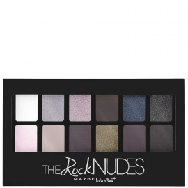 PALETTE 12 FARD A PAUPIERES THE ROCK NUDES