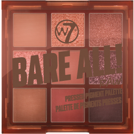 PALETTE 9 FARD A PAUPIERES BARE ALL RAW
