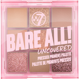 PALETTE 9 FARD A PAUPIERES BARE ALL UNCOVERED