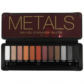 PALETTE 12 FARD A PAUPIERES MAKE UP ARTIST METALS