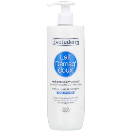 LAIT DEMAQUILLANT HYDRATANT 500ML