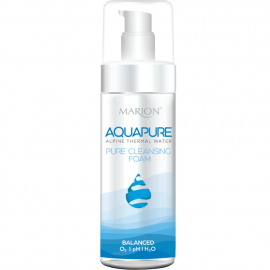 MOUSSE NETTOYANTE AQUAPURE 165ML