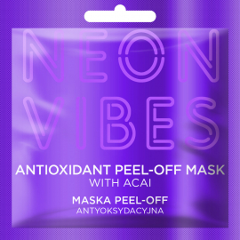 MASQUE PEEL OFF ANTIOXYDANT NEON