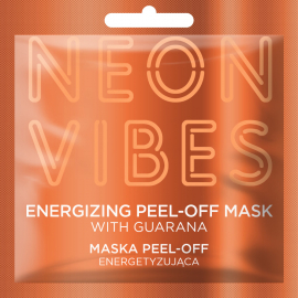 MASQUE PEEL OFF ENERGISANT NEON