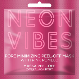 MASQUE PEEL OFF HYDRATANT NEON