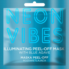 MASQUE PEEL OFF ILLUMINANT NEON