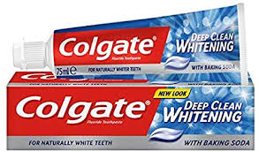 DENTIFRICE DEEP CLEAN WHITENING