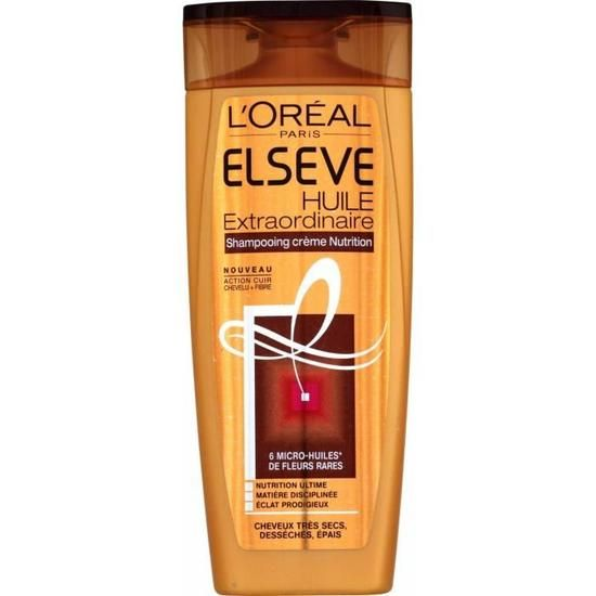 SHAMPOOING HUILE EXTRA ORDINAIRE 300ML
