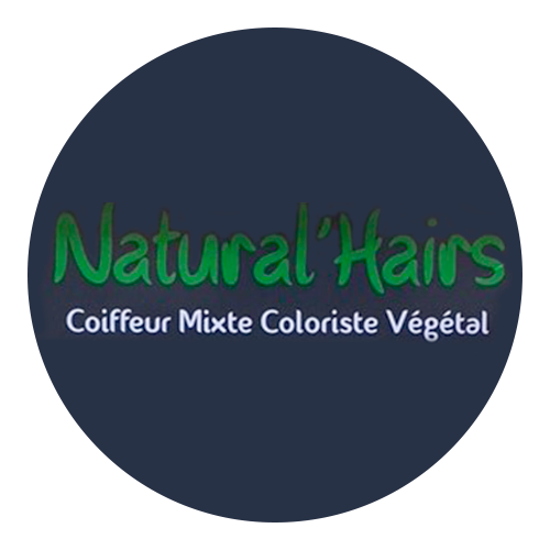 Logo NATURAL HAIRS