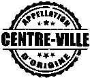 Logo ccb Appellation d'origine Centre Ville